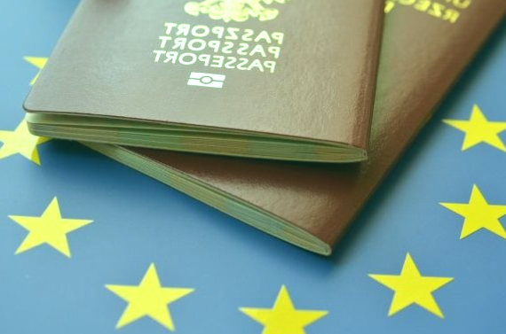 Nuevo Certificado de Registro de Ciudadano de la Unión Europea